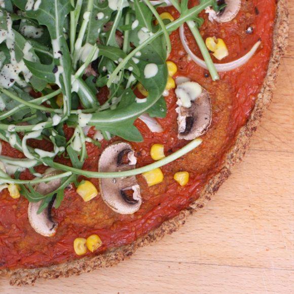 Cauliflower Pizza Recipe - March 2017