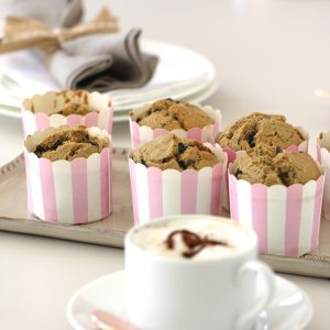 Chocolate Breakfast Muffins