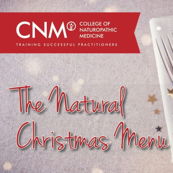 Natural Christmas Menu - Dec 2018